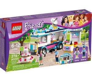 LEGO Heartlake News Van Set 41056 Packaging