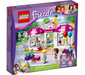 LEGO Heartlake Party Shop Set 41132 Packaging