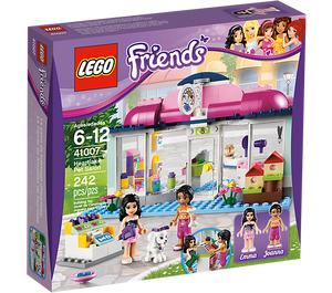 LEGO Heartlake Pet Salon Set 41007 Packaging