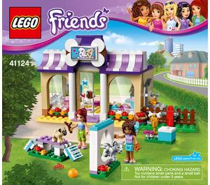 LEGO Heartlake Puppy Daycare Set 41124 Instructions