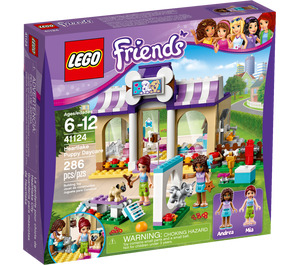 LEGO Heartlake Puppy Daycare Set 41124 Packaging