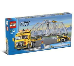 LEGO Heavy Loader Set 7900 Packaging