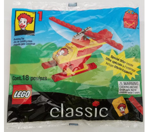 LEGO {Helicopter} Set 2032-1