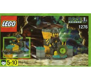 LEGO Helicopter Transport Set 1276