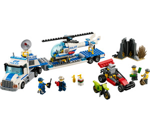 LEGO Helicopter Transporter Set 60049