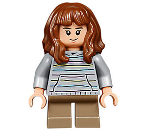 LEGO Hermione Granger with Striped Sweater Minifigure