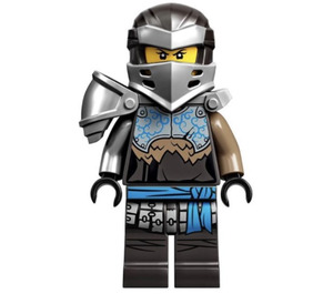 LEGO Hero Nya Minifigure
