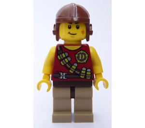LEGO Hero - Tranquilizer Belt Minifigure
