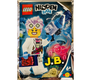 LEGO Hidden Side J.B. Foil Bag Set 792006