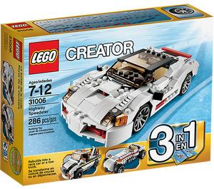 LEGO Highway Speedster Set 31006 Packaging