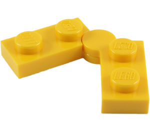 LEGO Hinge Plate 1 x 4 (19954 / 73983)