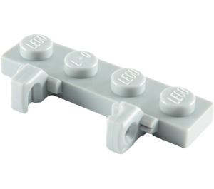 LEGO Hinge Plate 1 x 4 Locking with Two Single Stubs (44568)
