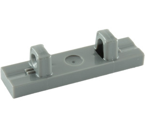 LEGO Hinge Tile 1 x 4 Locking with 2 Single Stubs on Top (44822 / 95120)