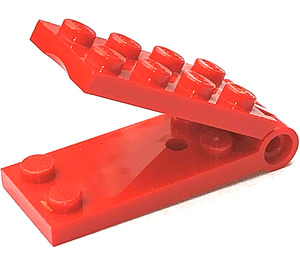 LEGO Hinged Plate 2 x 4 (3149)