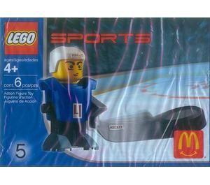 LEGO Hockey Player, Blue Set 7920