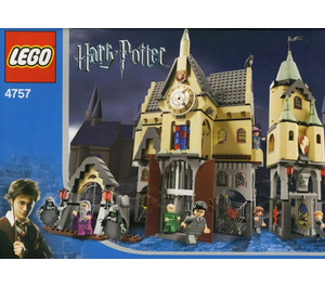LEGO Hogwarts Castle Set 4757