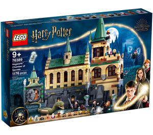 LEGO Hogwarts Chamber of Secrets Set 76389 Packaging