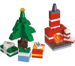 lego holiday building set 40009 brick owl lego marketplace. Black Bedroom Furniture Sets. Home Design Ideas