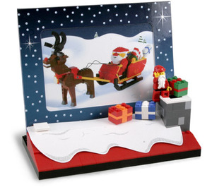 LEGO Holiday Picture Frame (PF68)