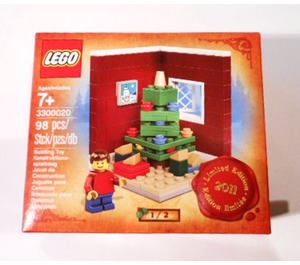 LEGO Holiday Set 1 of 2  3300020 Packaging