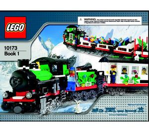 LEGO Holiday Train Set 10173 Instructions
