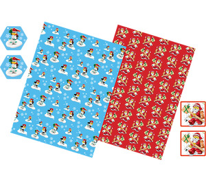 LEGO Holiday Wrapping Paper (850510)