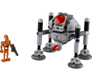 LEGO Homing Spider Droid Microfighter Set 75077