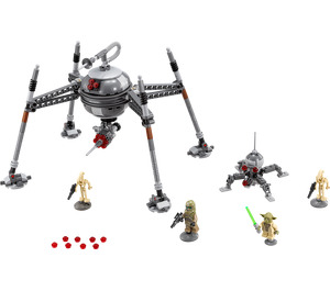 LEGO Homing Spider Droid Set 75142