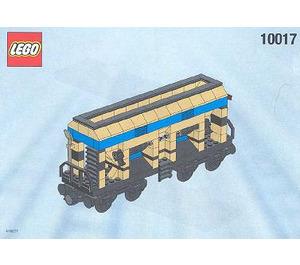 LEGO Hopper Wagon Set 10017 Instructions