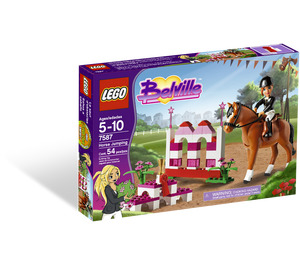 LEGO Horse Jumping Set 7587 Packaging