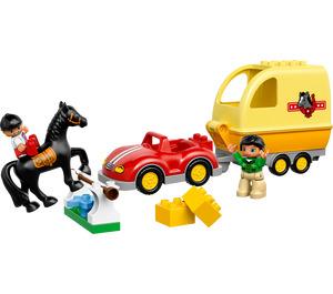 LEGO Horse Trailer (10807)