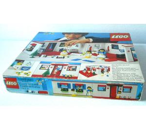LEGO Hospital Set 231-1 Packaging