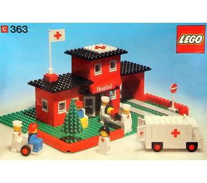 LEGO Hospital Set 363-1