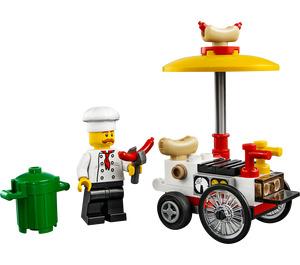 LEGO Hot Dog Stand Set 30356