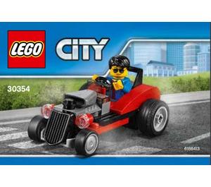 LEGO Hot Rod Set 30354