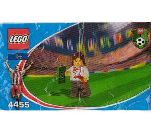 LEGO Hotdog Girl Set 4455