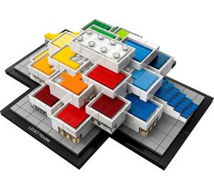 LEGO House Set 21037