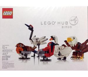 LEGO HUB Birds Set 4002014