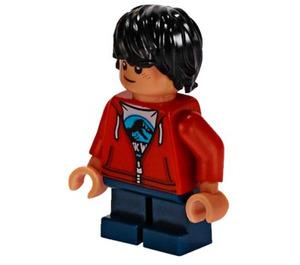 LEGO Hudson Harper Minifigure