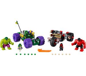 LEGO Hulk Vs. Red Hulk Set 76078