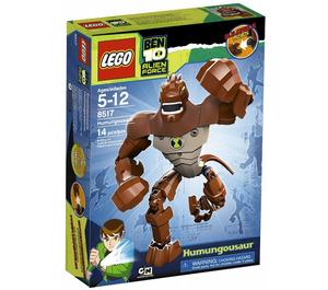 LEGO Humungousaur Set 8517 Packaging