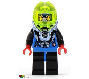 LEGO Hydronaut 2 Minifigure
