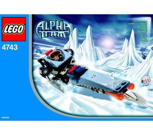 LEGO Ice Blade Set 4743