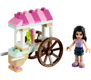 LEGO Ice Cream Stand Set 30106