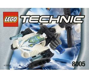 LEGO Ice Explorer Set 8005