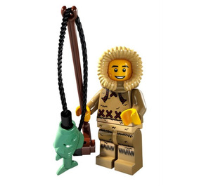 LEGO Ice Fisherman Set 8805-4
