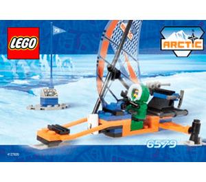 LEGO Ice Surfer Set 6579 Instructions