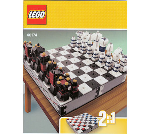 LEGO Iconic Chess Set 40174 Instructions