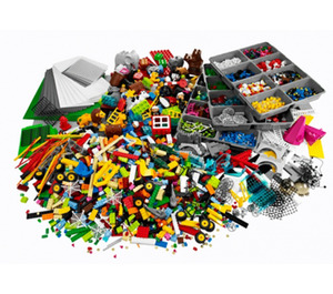 LEGO Identity and Landscape Kit Set 2000430