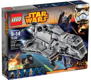 LEGO Imperial Assault Carrier Set 75106 Packaging